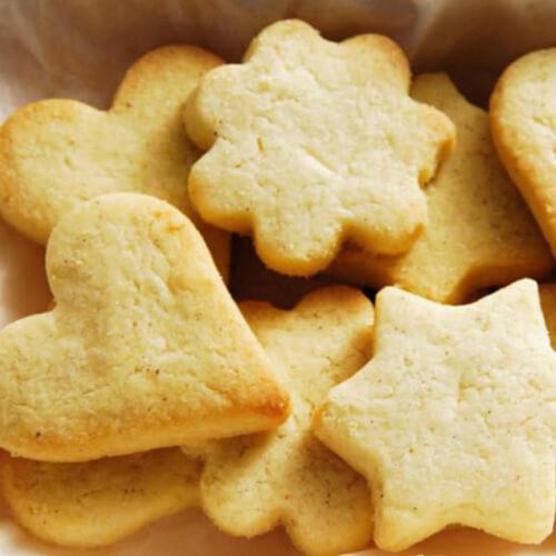 学习制作饼干