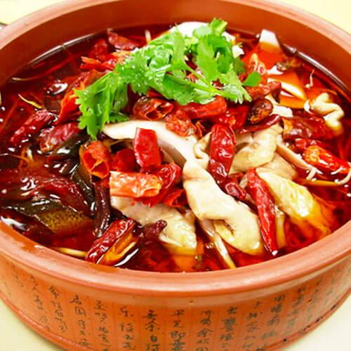 鲜美杂碎汤