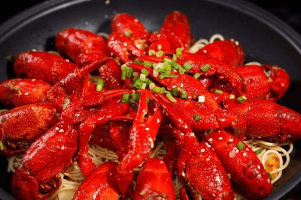 舌尖上的美食——宋记香虾