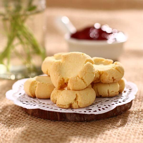 诱人的玛格丽特小饼干