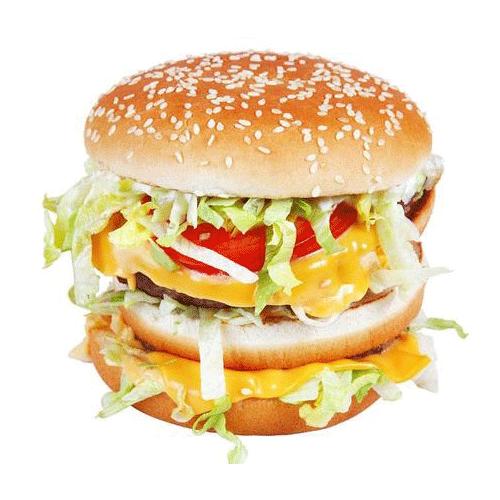 巴比汉堡图1
