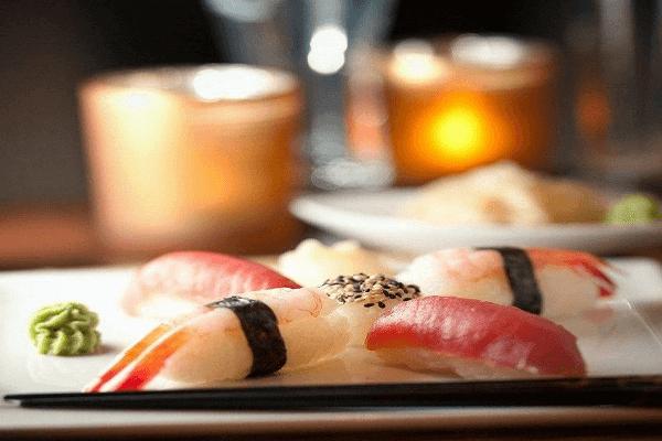 日料中的精致美味九井料理