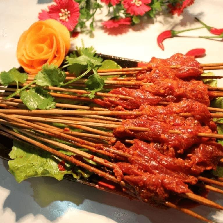 啵啵鲜牛肉串串香