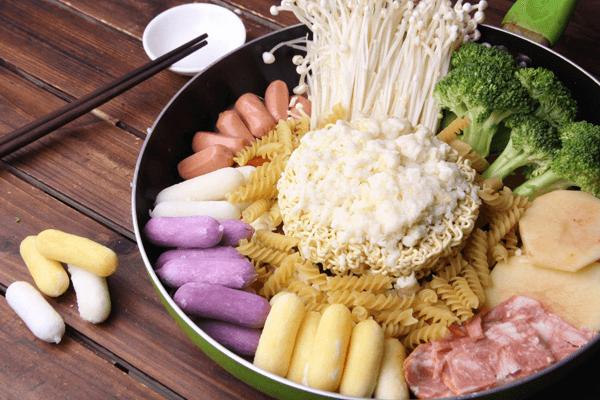 魔芋韩国年糕火锅加盟需要多少钱?