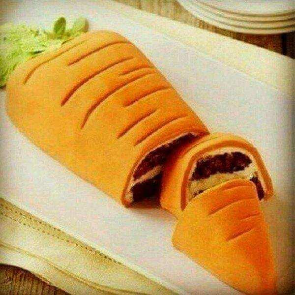 百吃不厌的胡萝卜蛋糕
