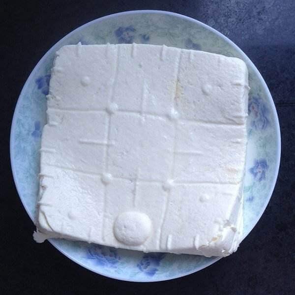 软嫩的自制豆腐