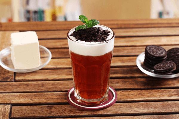 皇冕皇茶坚持做时尚饮品的倡导者
