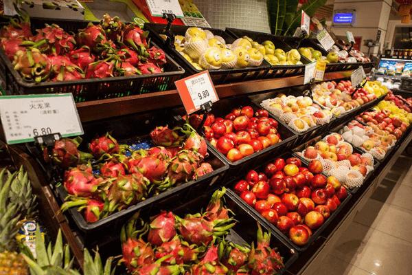 绿叶水果店经营模式