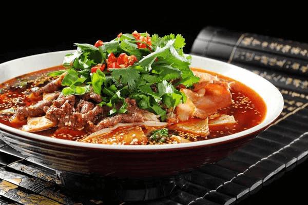 蓉城传奇冒菜一般需要投资多少钱