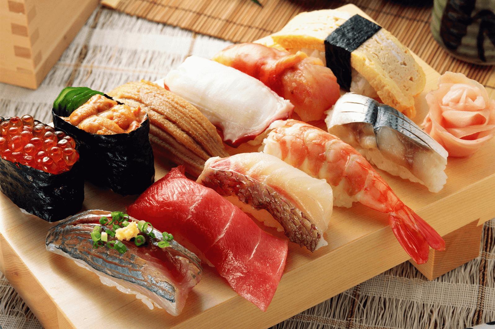 寿司店的寿司多少钱