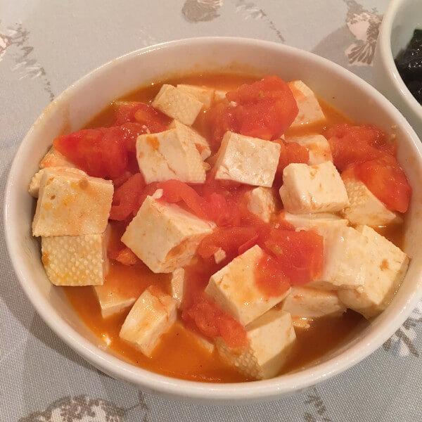甜软番茄豆腐
