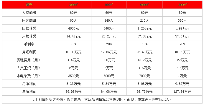 重庆崽儿火锅投资分析