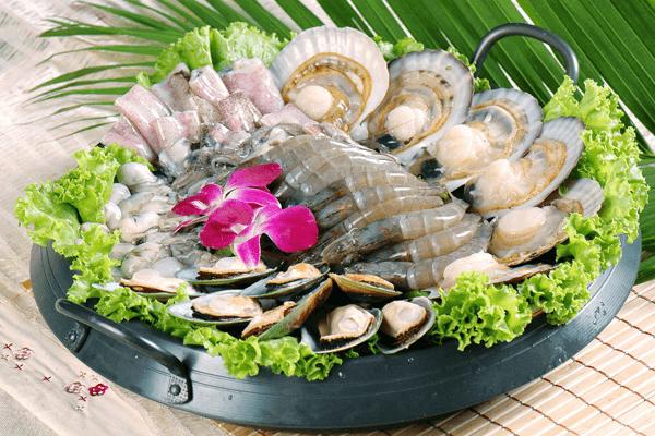 开个海鲜大排档多少钱