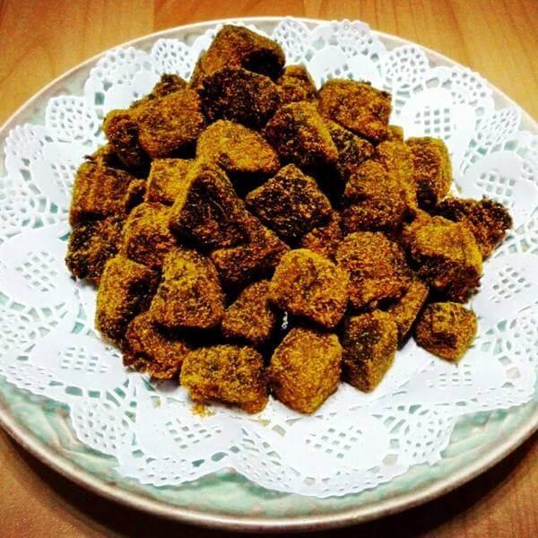 咖喱牛肉干