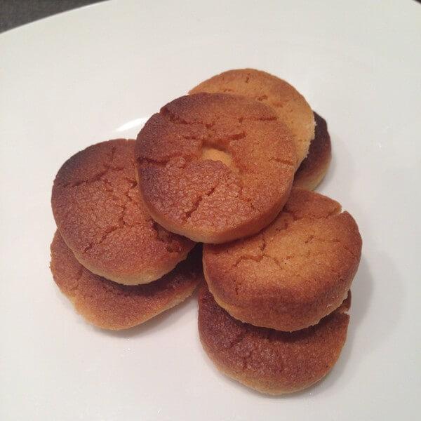 花生奶油饼干