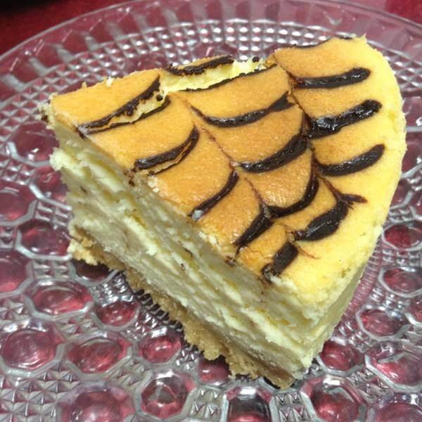 家常芝麻大理石蛋糕