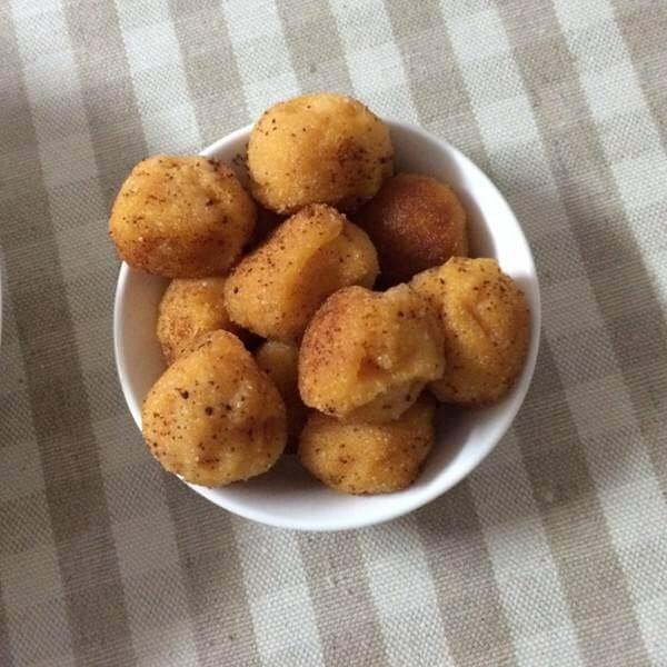 炸红薯丸子