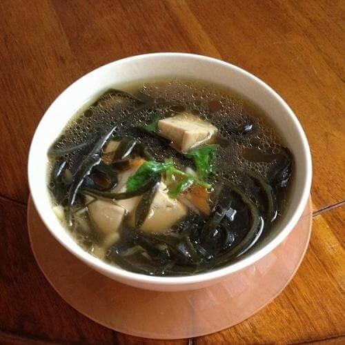 海带大骨汤