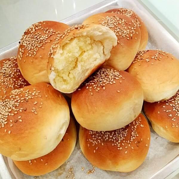 奶油小面包