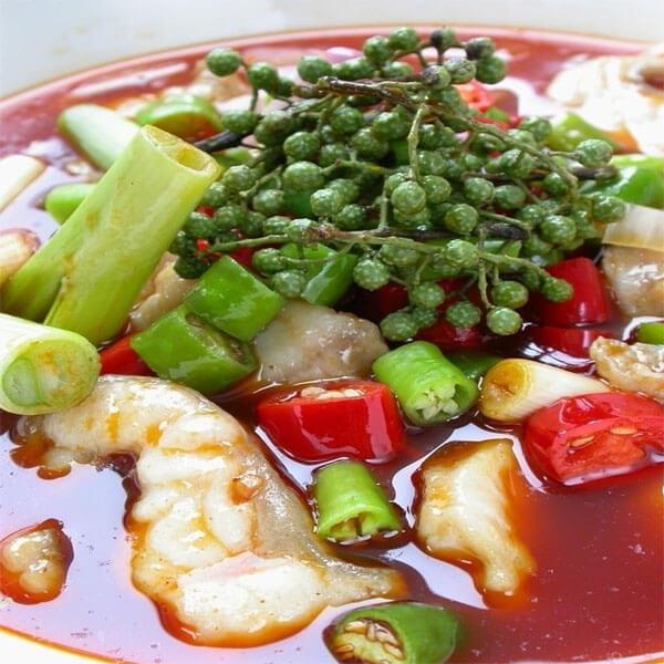 开胃的麻辣酸菜鱼