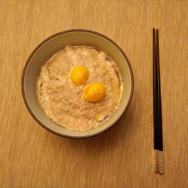 咸蛋蒸肉饼