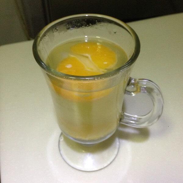 自制自制柚子茶