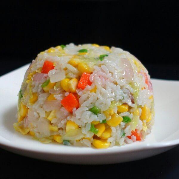 包菜蛋炒饭