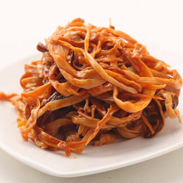家常菜红油金针菇