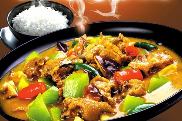 八珍黄焖鸡米饭加盟费用多少