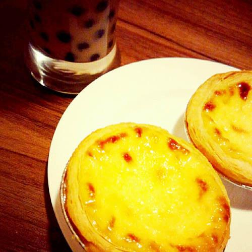 自制葡式蛋挞