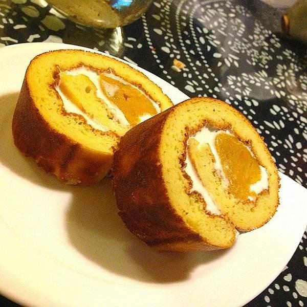 小山蛋糕卷