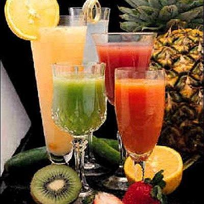 酸甜樱桃黄瓜汁