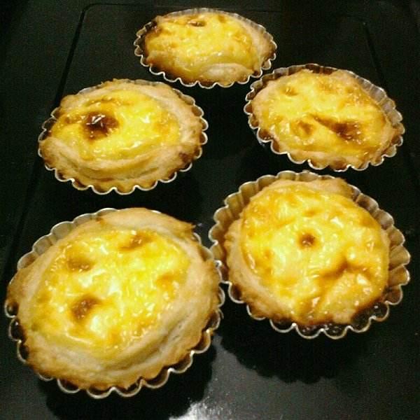 黄桃飞饼蛋挞