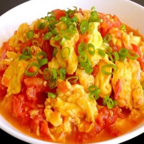 五味俱全的西红柿鸡蛋汤