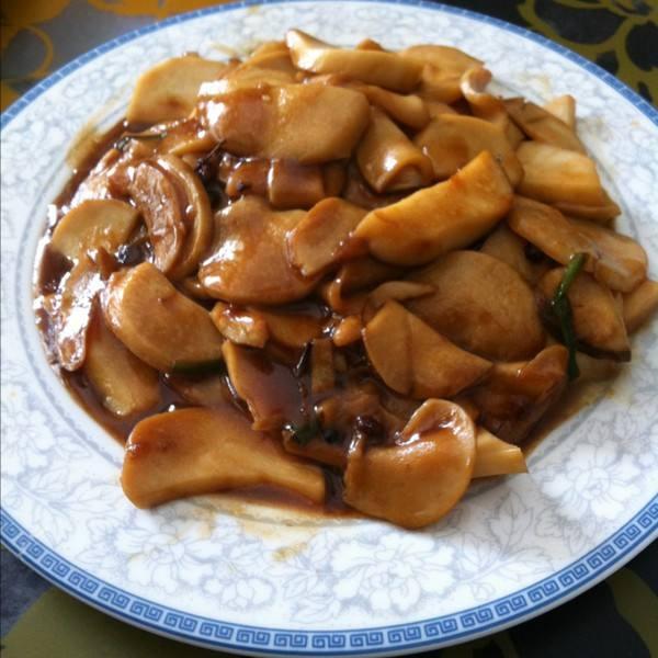 蚝油鸡腿菇