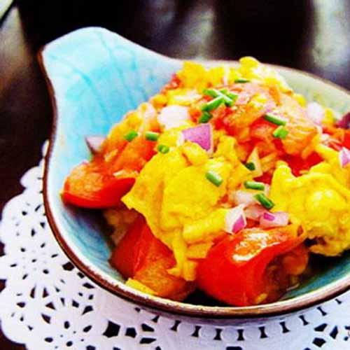 经典的西红柿炒蛋