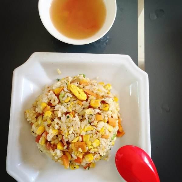 蛋炒饭(原创)