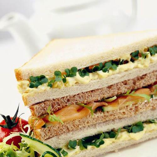 简易版-三明治