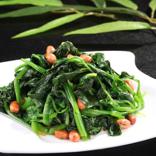 【美味可口】凉拌菠菜