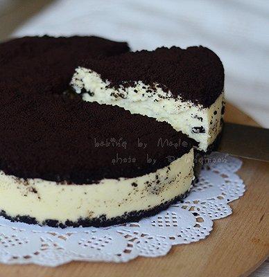 自制奥利奥乳酪蛋糕