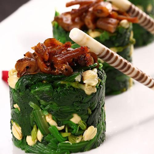 简单易做的凉拌菠菜