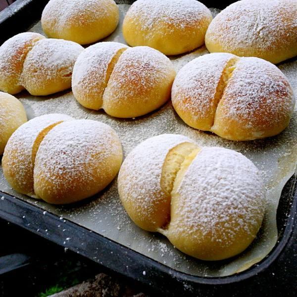 海蒂白面包