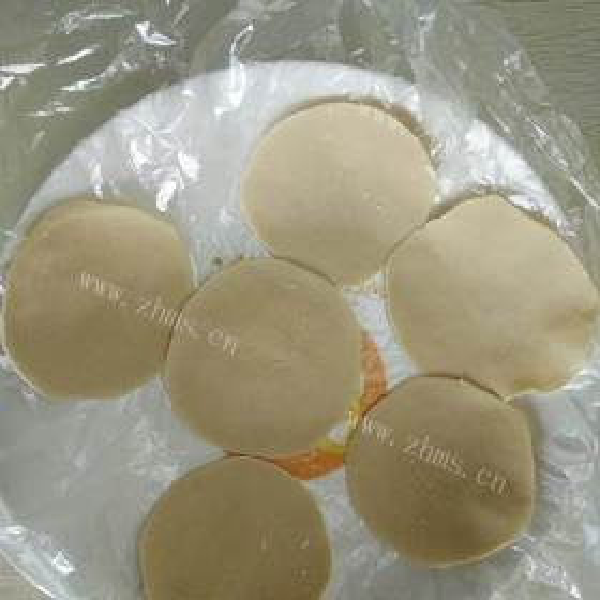 自制饺子皮