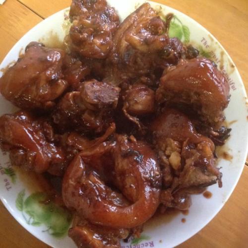 #美食派#红烧猪蹄