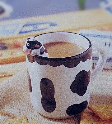 热鸳鸯奶茶