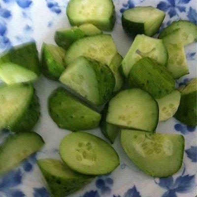 家常连不会做菜的人都会做的菜-凉拌黄瓜