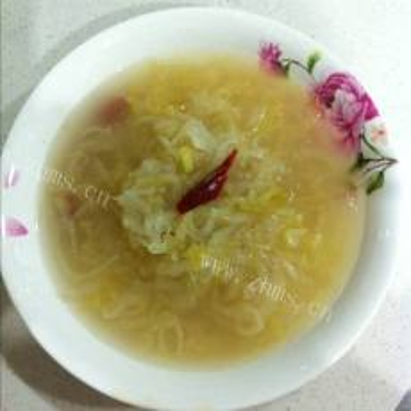 阿基師家常菜-鴨肉酸菜湯