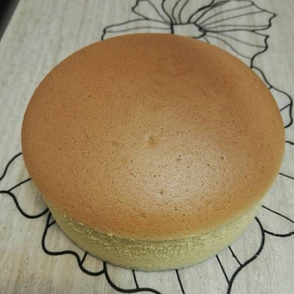 炼乳棉花蛋糕