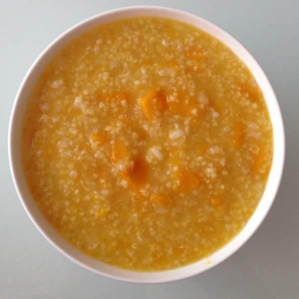 双豆小米汤