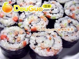 美味的花样寿司